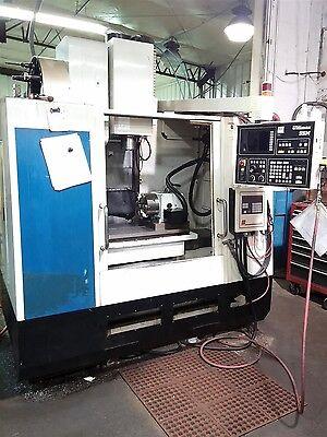 Hurco Bmc 2416 Vertical Machining Center W 4th Axis 30x16 Mill Smw Indexer 24