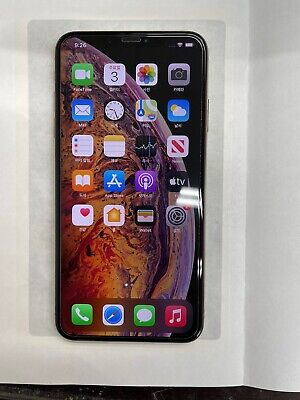 Apple iPhone XS Max - 256GB - Gold (Unlocked) A1921  GSM