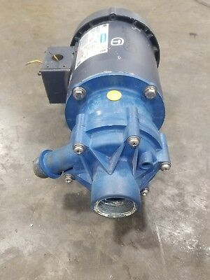 Finish Thompson Magnetic Centrifigul Pump 3 Phase Kc8pcvn355c 3901sr E34pr6