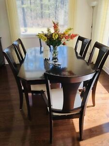Dining room set, china cabinet, dining table set-Only for $300