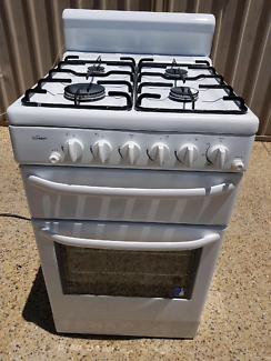 CHEF 54CM NATURAL GAS STOVE - IMMACULATE