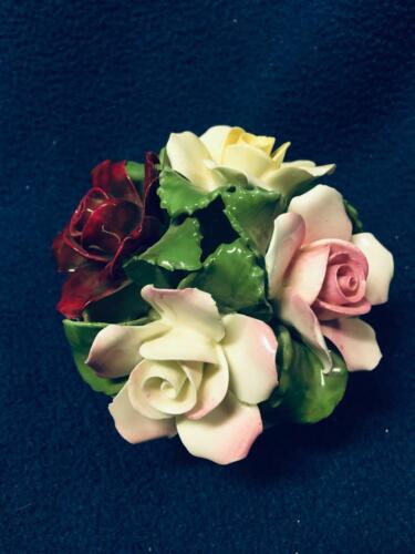 Aynsley Hand Painted Flower Bouquet - Small
