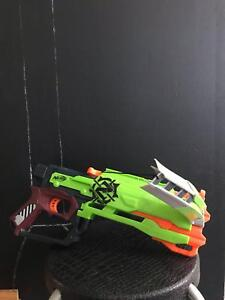 Nerf gun and bow