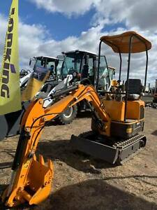 STOCK IN SYD MEL BNE AND SA. YANMAR ENGINE 1.2T MINI EXCAVATOR UME12 Chipping Norton Liverpool Area Preview