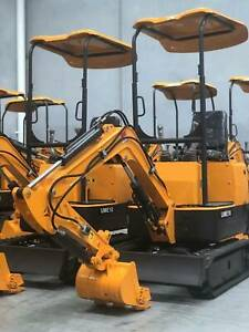 2019 UHI 950KG DIESEL MINI EXCAVATOR STOCK IN SYDNEY MELBOURNE BRISBAN Dandenong South Greater Dandenong Preview