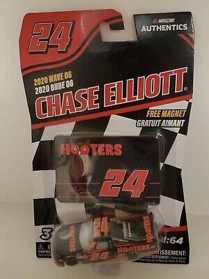 NASCAR Authentics 1/64 2020 Wave 6 Chase Elliott Hooters Gander Truck #24