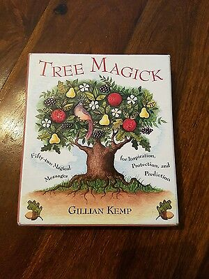 Rare and Hard to Find ~ Tree Magick by Gillian Kemp