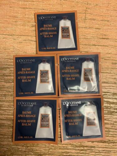 LOCCITANE+AFTER-SHAVE+BALM+5X1.5ML+SAMPLES