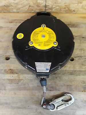 North Self-retracting Lifeline 33m 105 316 Stainless Steel Cable Fp3333-s