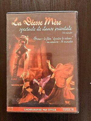 Die Göttin Mutter Show Tanz Orientale / DVD