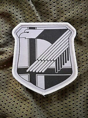 Ace Combat - ACU low visibility Yellow Squadron, Erusea military morale patch