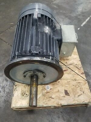 Mitsui 2 Speed 3 Phase Induction Motor 75kw 100hp 3879sr