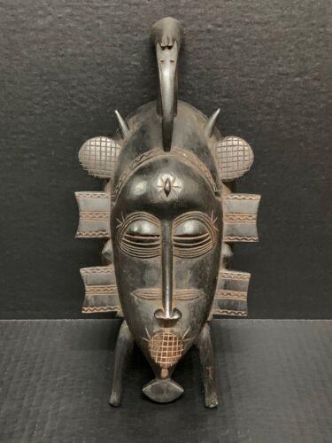 AFRICAN ART SENUFO MASK