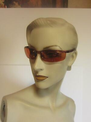 VINTAGE VERSUS SUNGLASSES  MADE IN ITALY  MOD L26 COL 56M RED