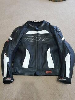 RST Pro Series - leather motorbike jacket