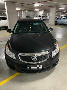 2012 Very good condition Holden Cruze with 1 year rego for sale