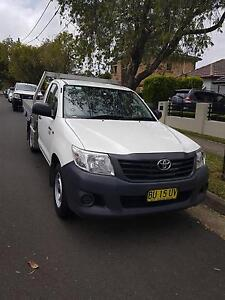 2013 Toyota Hilux Ute Padstow Bankstown Area Preview