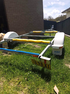 Hobie Kayak trailer