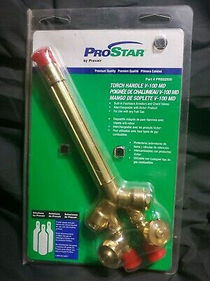 Prostar By Praxair Torch Handle V-100 Md Prs22500