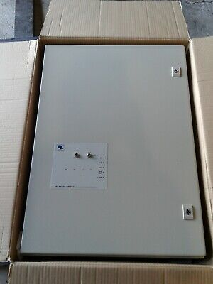 Automatic Transfer Switch Tst-200 3pole 200amp 3 Phase 120208 120240 New