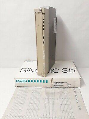 Siemens Simatic  S5 6ES5 451-7LA12 6ES5451-7LA12 E-Stand: 02