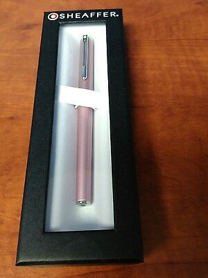 Sheaffer Agio, Rose, Fountain Pen, M Nib