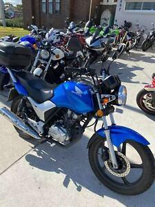 Honda Cb125e 125cc Mascot Rockdale Area Preview