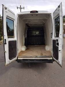 2013 IVECO DAILY 35S15 12M3 HIGH ROOF MWB -