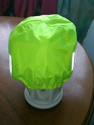 Buy 1 get 1 free  Monarch Hi-Vis Cycle Helmet Cover motor bike helmets