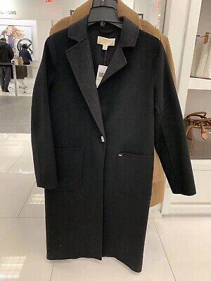 michael kors wool coat size 2