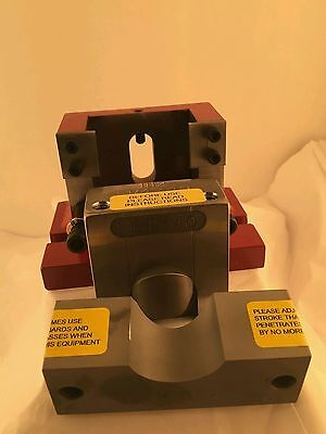 Pipe Notcher Housing With 2 Sets 1-14 1-12 Sch 40 Knife Sets
