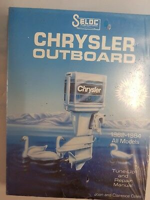 SELOC TUNE UP AND SERVICE REPAIR MANUAL CHRYSLER OUTBOARD ALL MODELS 62 84