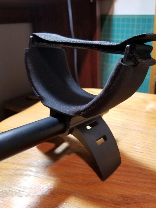 Minelab Equinox 600 800 Arm Cuff Cover Nylon Covered Neoprene USA Made