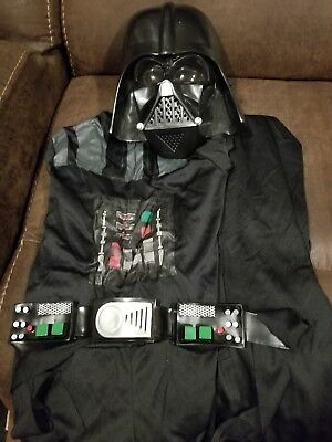 Star Wars Darth Vadar Costume Child S Small (Darth Vadar Costumes)