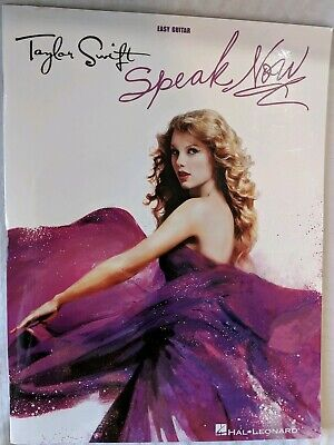 Taylor Swift Sheet Music Piano Vocal Guitar SongBook NEW 000306916