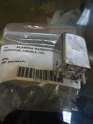 Variable Coil Capacitor 375-7293-p1