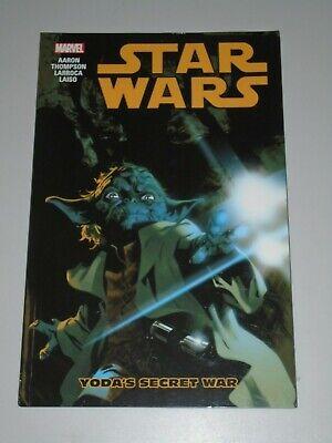 Star Wars Yoda's Secret War Vol 5 Marvel Thompson (Paperback)< 9781302902650