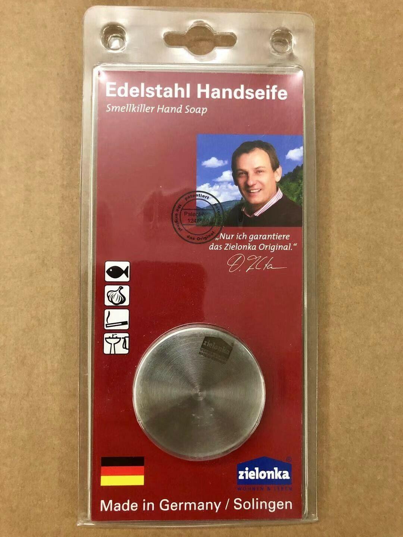 Zielonka zilofresh Edelstahl Handseife Made in Germany / Solingen