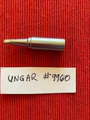 One Nos Ungar 9960 Chisel Soldering Tip New Old Stock 1 12 Long
