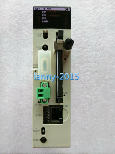 1pc Used Omron Cs1w-spu01-v2 Module