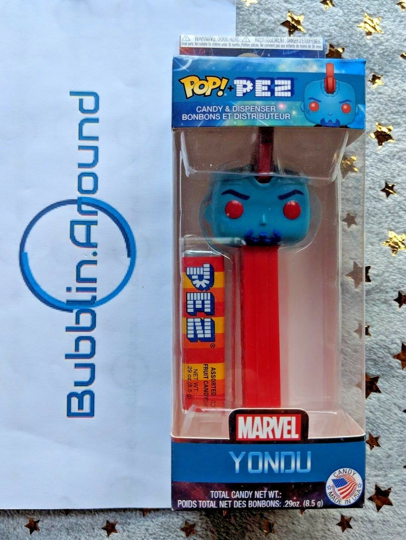 Funko Pez Marvel Yondu Guardians Of The Galaxy Vol 2 Funko P