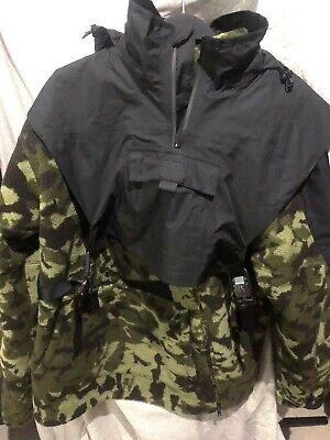 NWT Men Nike NikeLab MMW Fleece Jacket ACG ACRONYM AR5611-010 XS RETAIL $500