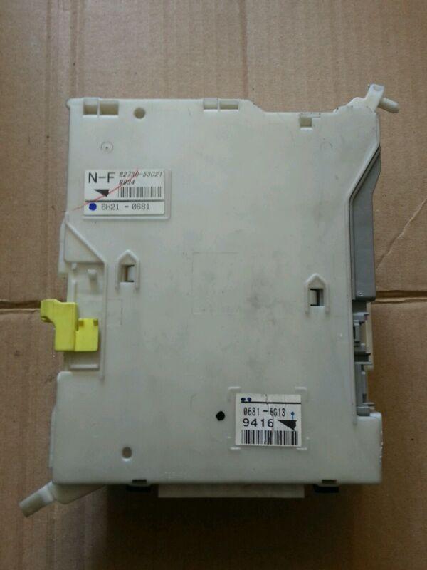 LEXUS IS250 IS220 2005-2012 FUSE BOX 82730-53021 / 9934