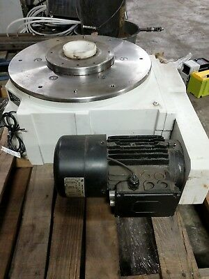 Rotary Index Table Weiss Tc500t 2 Position Rotating Machine Table Tc 500t