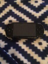 PSP with 2 games- ( Little Big Planet, Medal Of Honor) 1 movie Caloundra Caloundra Area Preview