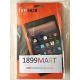 BRAND NEW Amazon Kindle Fire HD 8 Tablet 16 GB w/Alexa 7th Gen 2017 Black
