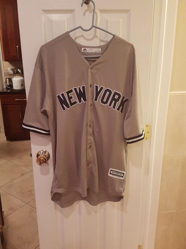 New York Yankees  Aaron judge  #99 gray large jersey gorgeous