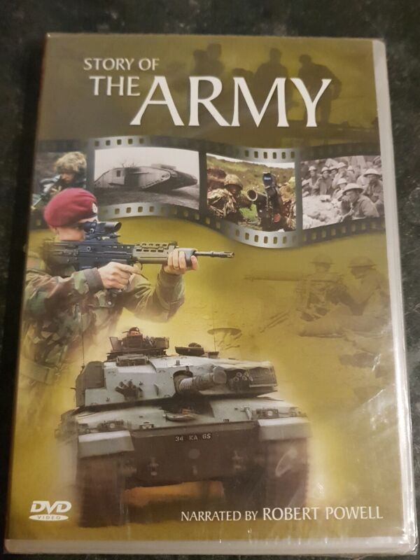 The+Story+Of+The+Army+++DVD