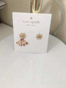 Kate spade Hello sunshine Mismatch Earrings