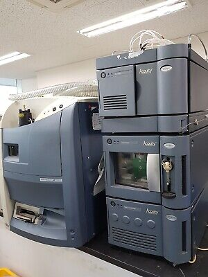 Waters Micromass Quattro Premier Xe Lcmsms With Waters Acquity Uplc System